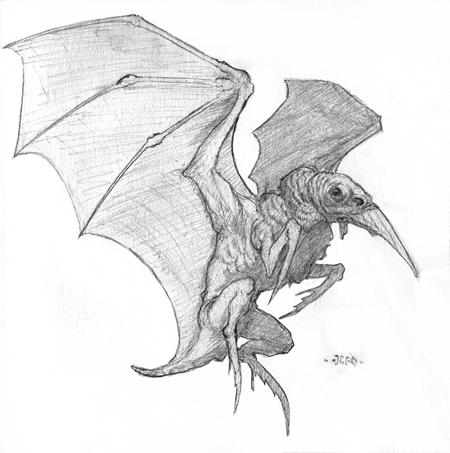 Bestiario (Monstruos genéricos) Estirgeweb