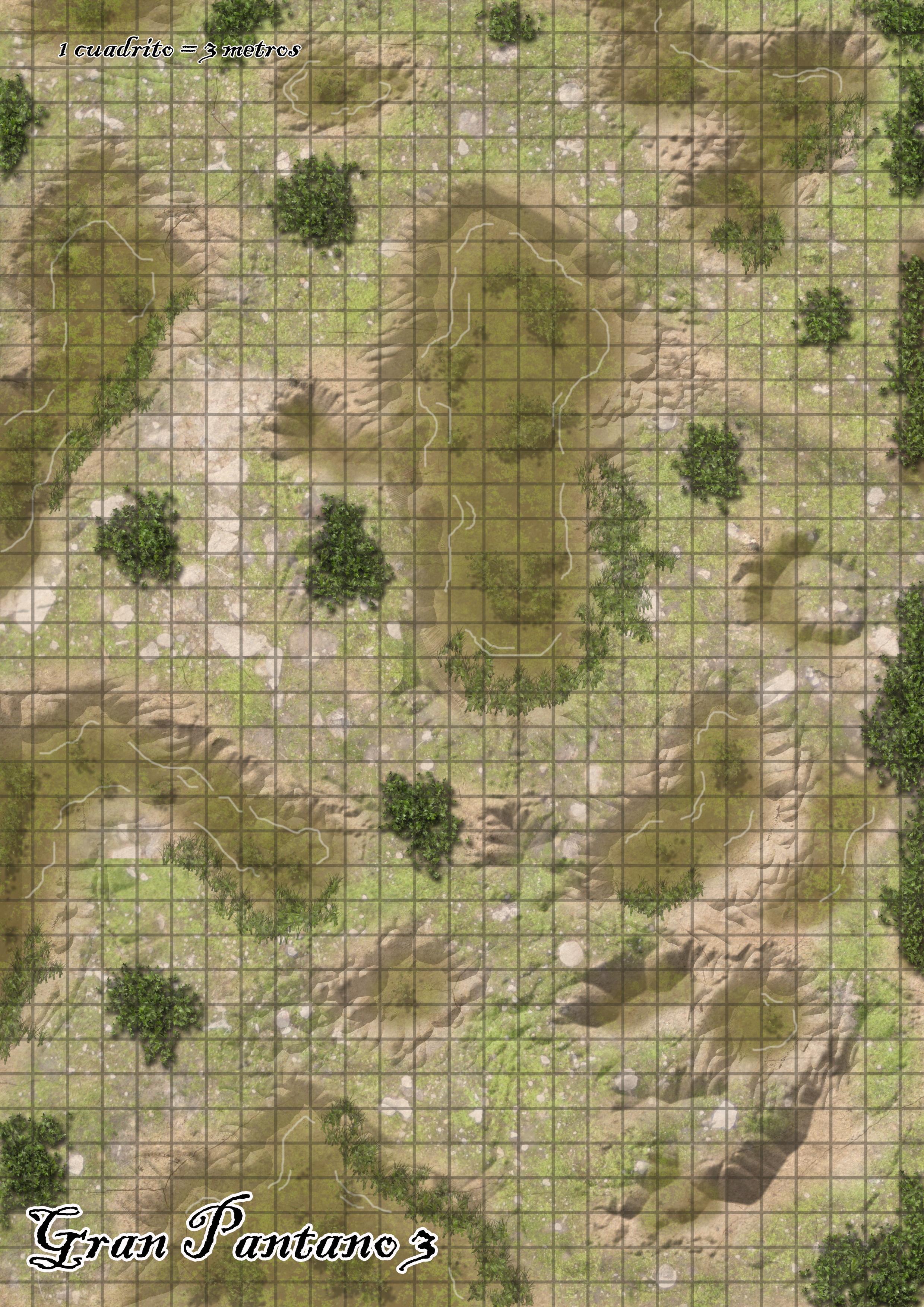El Gran Pantano - Zona 3