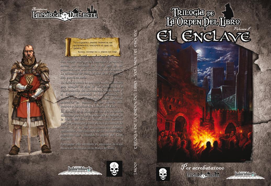 Trilogía de la Órden del Libro.
